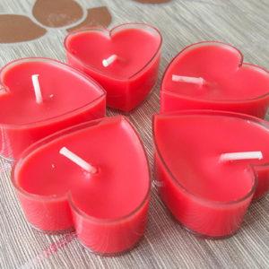 Bougies Parfumées - Paquet de 10