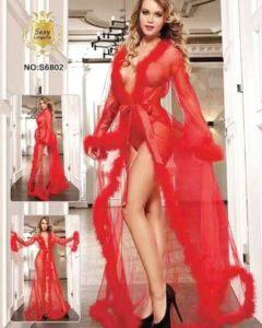 Sublime Lingerie Rouge XL