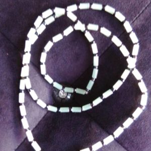 Ceinture de Petites Perles/ Férr Lumineuses