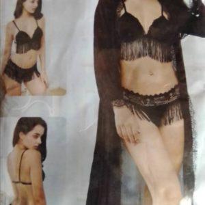 Ensemble Lingerie Sexy Taille Unique