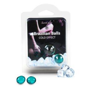 Boules Brésiliennes Effet Froid