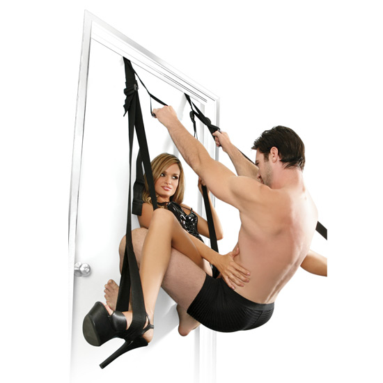 Balançoire Door Swing pour porte - Fetish Fantasy Deluxe