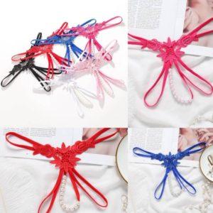 String Ouvert avec Perles
