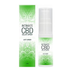 Gel Retardant à base de Cannabis CBD 50ml