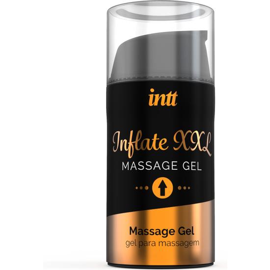 INTT Inflate XXL Crème Revigorante pour Hommes -15ML