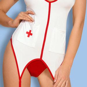 Déguisement Sexy Infirmière S/M