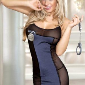 Déguisement Sexy Agent de Police Taille S/M