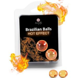 Boules Brésiliennes Effet Chaud