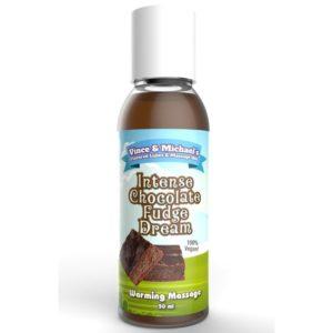 Huile de Massage Chauffante V&M Fudge Chocolate Intense Swede 50 ml