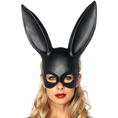 Masque Lapin Noir Leg Avenue