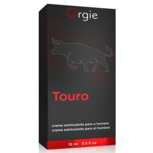 Orgie Touro Crème d'Erection 15ml