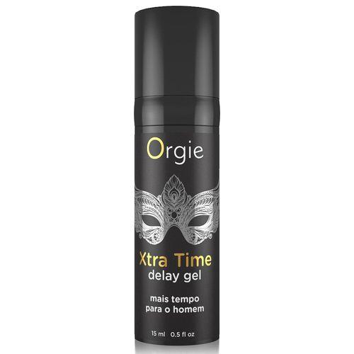 Orgie Xtra Time Gel Retardant pour Homme 15ml