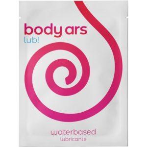 Body Ars Lubrifiant à Base d'eau 4ml